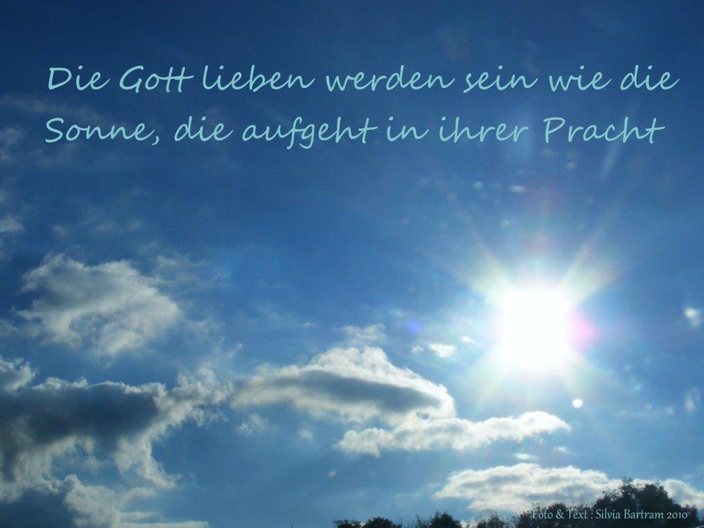 ~Die Gott lieben